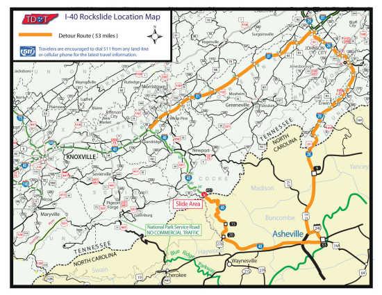 interstate 40 detour,40 rock slide detour map,detour around i 40,best i40 detour,interstate 40 west detour,interstate 40 rockslide detour directions,interstate 65 detour,interstate 80 detour,interstate 10 detour,