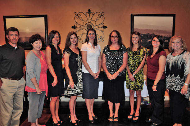 Local News Dyer County Schools Recognize Teachers Of The Year 7 10 12 Dyersburg State Gazette