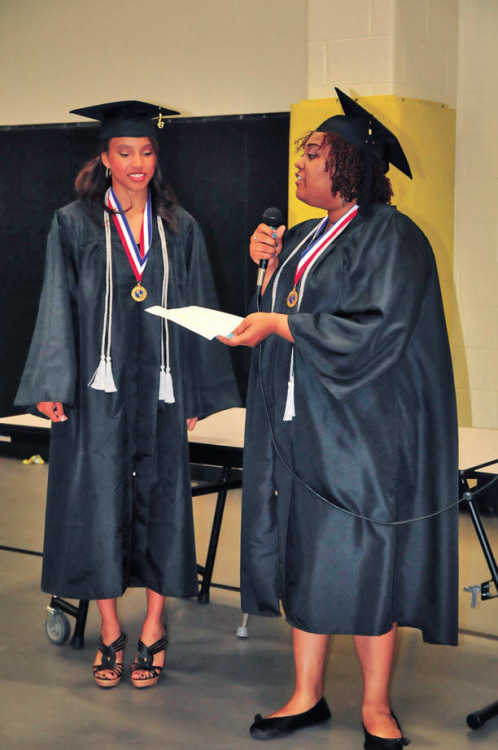 Local News: High school students no more! DHS graduates 2013
