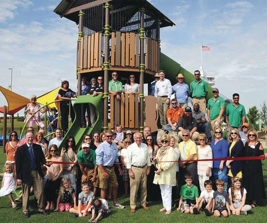 Local News: Discovery Park opens $500,000 children's garden
