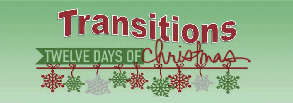 Transitions to kick off Twelve Days of Christmas fundraiser on Dec. 14