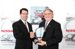 Rick Hill Nissan >> Local News Rick Hill Nissan Recognized As Leading Nissan