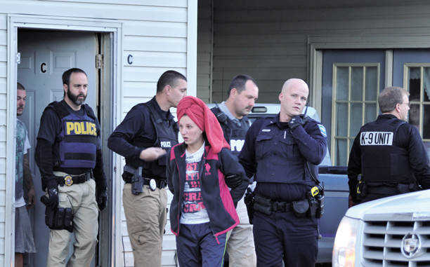 Local News: Undercover drug sting nets almost 40 arrests (12/15/12