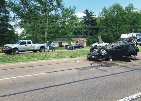 Local News: THP confirms one fatality following 2-vehicle