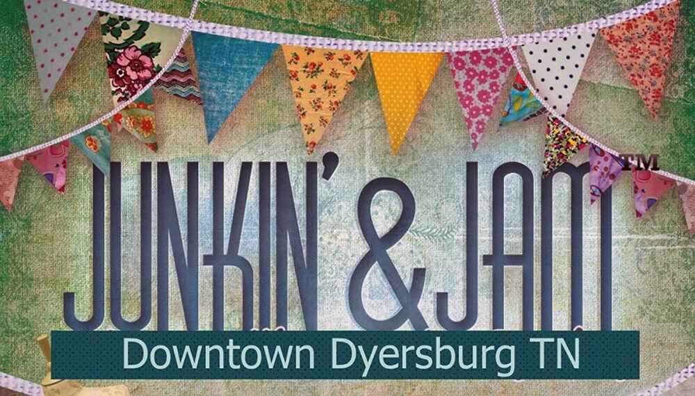 Junkin' & Jam to be held in downtown Dyersburg Sept. 20-21