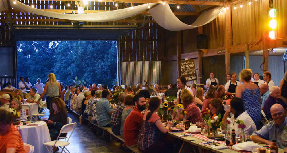 4th Annual Farm to Table event welcomes crowd